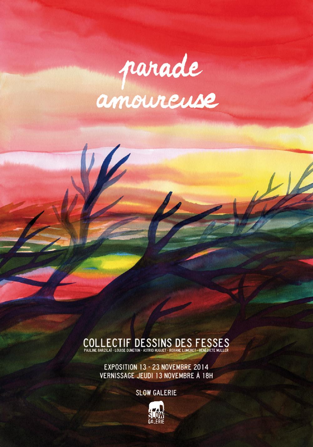 Louise Duneton illustration paysage
