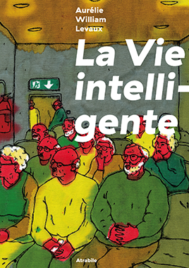 Aurelie William Levaux couverture Vie intelligente