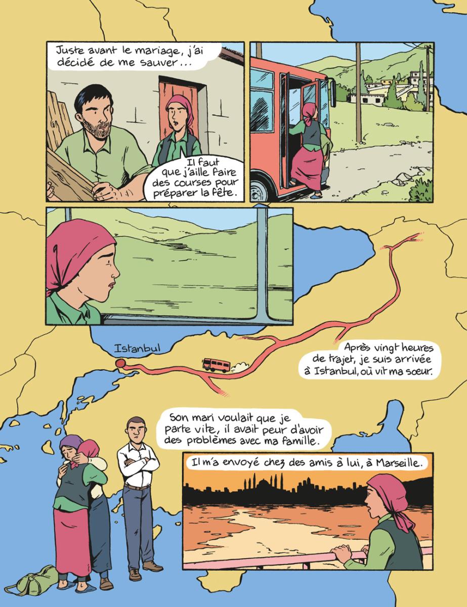 Manuel Lieffroy bande dessinée CNDA